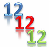 12-12-12:  A Half-Dozen Ways to Celebrate this Special Date