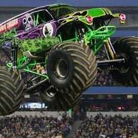 Monster Jam comes to DC Jan. 24-25!
