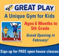GIVEAWAY:  Win a free month of classes from Great Play!