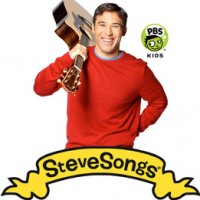 GIVEAWAY:  See top kids' musician SteveSongs in concert