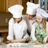 Cooking with kids:  nutrition, science, culture, and fun