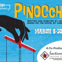NextStop Family Theatre Presents: Pinocchio!