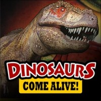 Dinosauria Experience comes to town May 24-25!