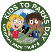 National 'Kids to Parks' Day is this Saturday, May 17!