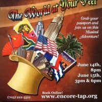 Take a trip with Encore TAP's 'The World at Your Feet'