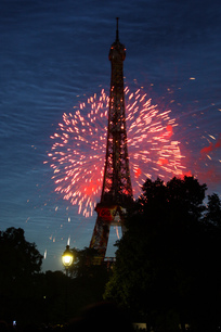 Bastille Day French National Day Bastille Key at Mount Vernon Estate fireworks online
