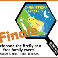 Celebrate fireflies at free family science event Aug. 3!