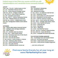 Plan now for #summer and #fall community #festivals!