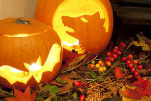 Jack o lantern, pumpkin, fall, autumn, Halloween at Workhouse Arts Center, Haunted Trail, history, colonial, kids' events, Northern Virginia, family fun, things to do with kids