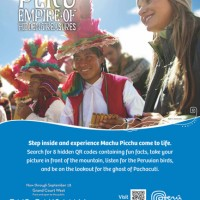 Experience Peru at Fair Oaks Mall Aug. 22-Sept. 18