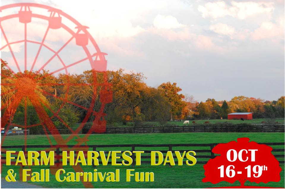 Frying Pan Farm Park Fall Harvest Days Preview Discount