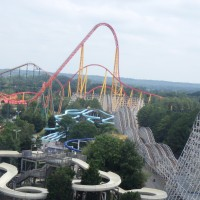 A first-timer's visit to Kings Dominion