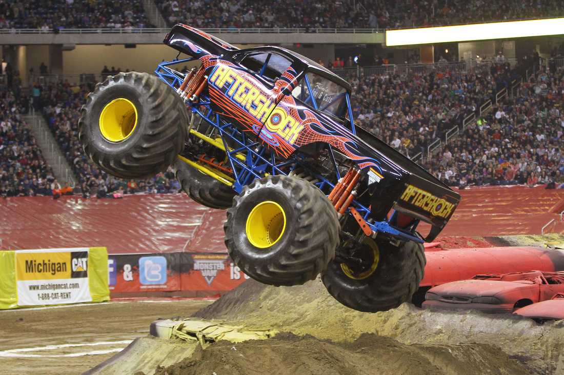 Monster Jam Returns To Verizon Center Jan 24 25 2015