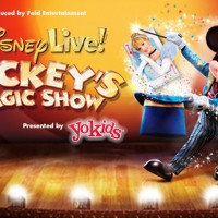 Disney Live! back at Patriot Center with Mickey's Magic Show 2/22!