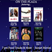 Reston Station hosts outdoor movie series in the fall