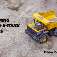 Touch-a-truck events coming soon!