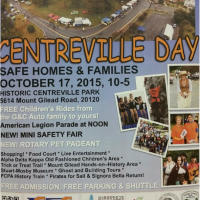 Pets, parade, history, and autumn fun at Centreville Day