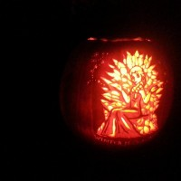 Amazing Halloween Art:  Carved Pumpkins in Centreville
