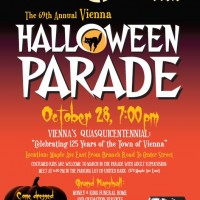 Northern Virginia Halloween parades for 2015