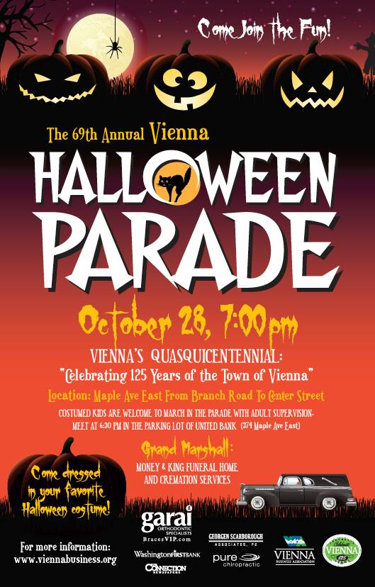 vienna halloween parade 2015 share the post northern virginia - Halloween Northern Virginia