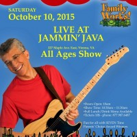 Ben Rudnick & Friends: music for all ages at Jammin' Java 10/10