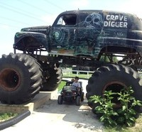 Diggers Dungeon – Fun 'Pit Stop' for Monster Truck Fans!