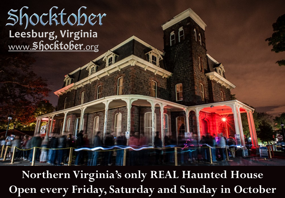 Halloween haunt review shocktober paxton manor How much to build a house in northern virginia