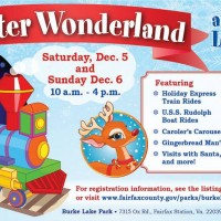 Burke Lake Park to host 'Winter Wonderland' Dec. 5-6