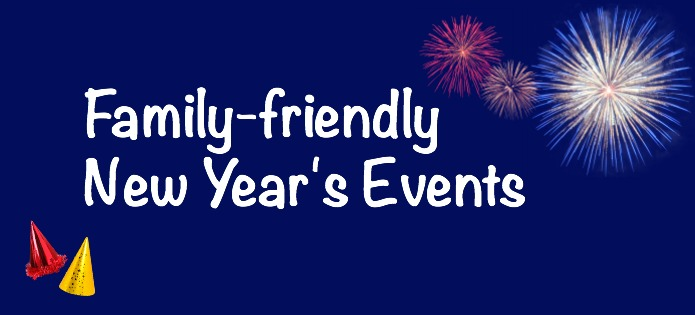 Family friendly New Year's Eve with kids Fairfax County DC Northern Virginia