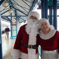 Giveaway:  Santa Train tickets