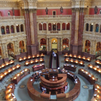 DC Tour:  Library of Congress