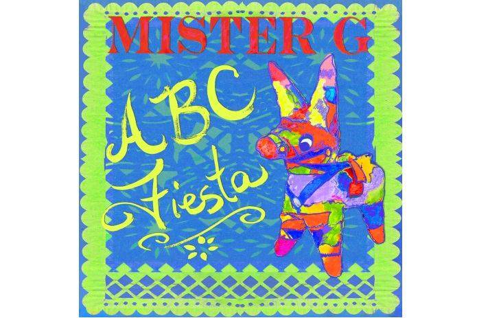 Mister G bilingual children's music kids ABC Fiesta CD