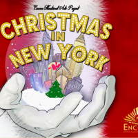 Celebrate Christmas in New York right in Northern Virginia
