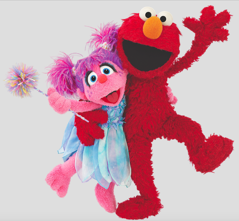 Sesame Street Live Presents Make A New Friend Fairfax