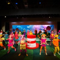 Review:  Seussical the Musical at NextStop Theatre