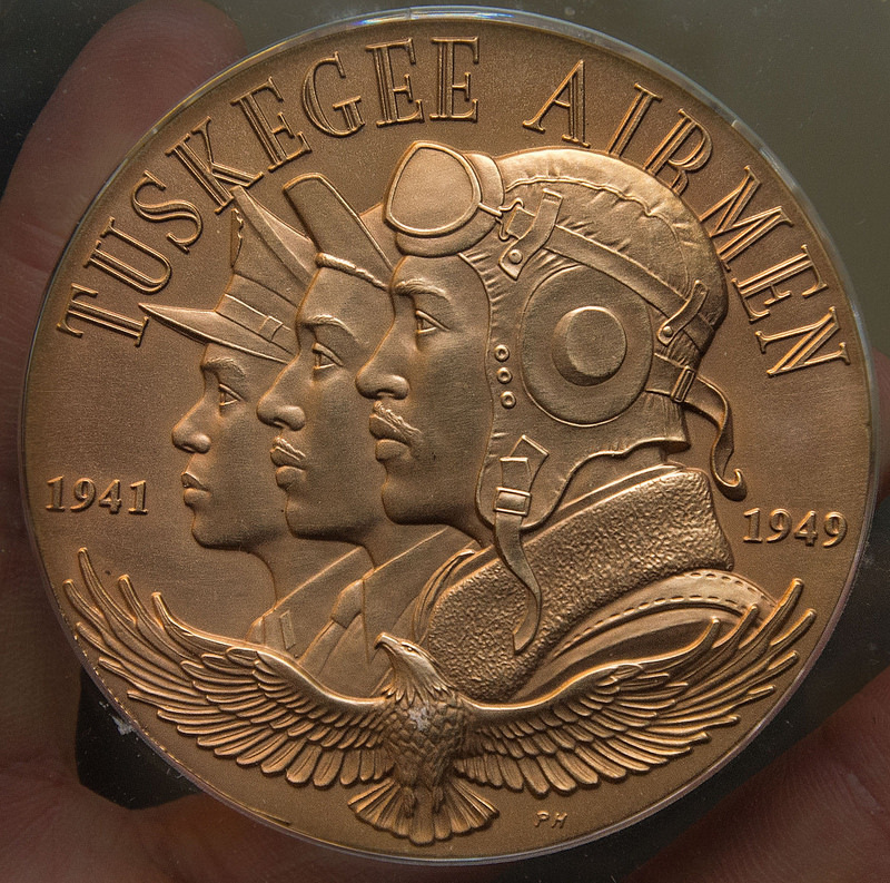 Black History Month Fairfax DC Tuskegee Airmen African American