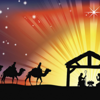 Will the Three Wise Men visit your home?