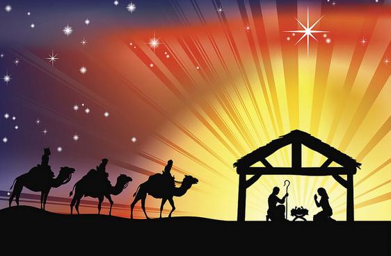 Three Wise Men Tres Reyes Magos de Oriente Magi Epiphany holiday Christmas Virginia