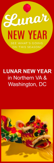 Lunar New Year Chinese New Year Tet Vietnamese family fun kids DC VA
