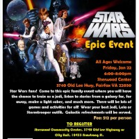 City of Fairfax hosting 'epic' Star Wars event