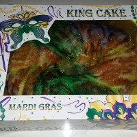 Celebrate Mardi Gras with King Cake