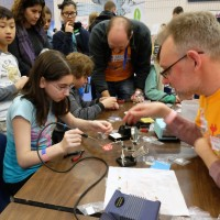 NoVA Mini Maker Faire: A 'Show and Tell' for all ages