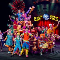 Ringling Bros. and Barnum & Bailey Circus:  last show for the elephants