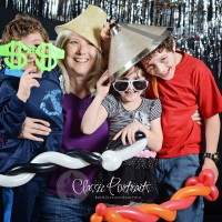 Silver Sparkles:  family fun and fundraising for good