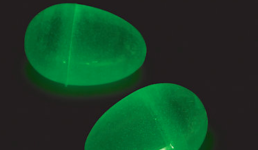 Glow in the dark Easter eggs from Oriental Trading