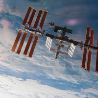 International Space Station visible from Northern Virginia this week