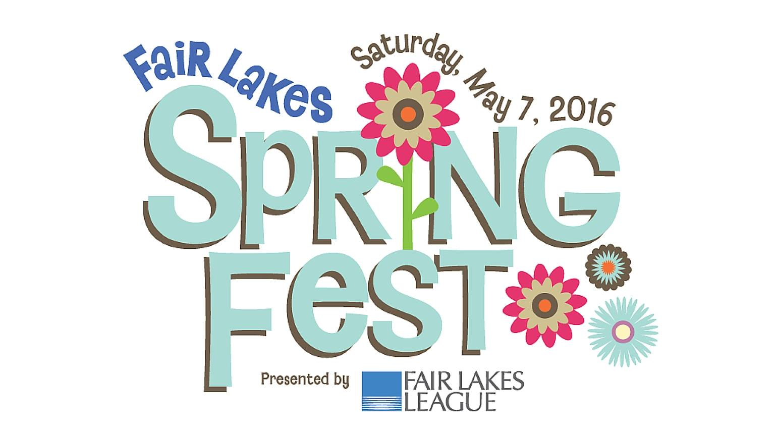 Fair Lakes SpringFest logo