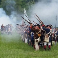 Annual reenactment and living history events