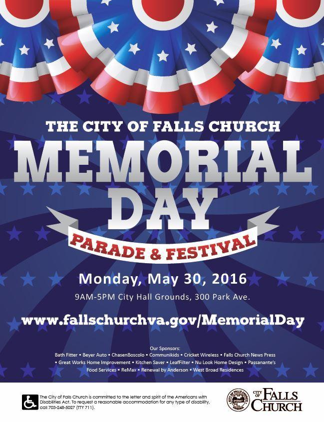 memorial day flyers