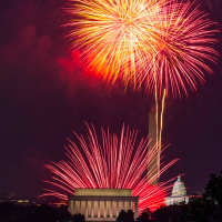 Fourth of July Fireworks & Festivals in Northern Virginia & DC